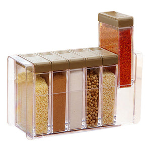 Kitchen Seasoning Organizer Boxes