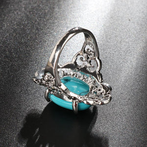 Bohemian Cocktail Ring