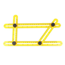 Four Sided Ruler