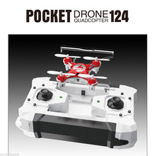 Pocket RC Helicopter