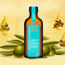 Moroccan Oil Hair Treatment