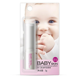 Natural Baby Skin Moisture and Nourishing Lip Balm