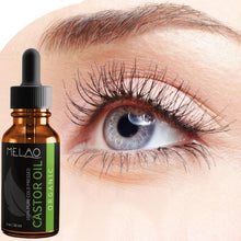 Castor Oil Eyelash and Eyebrow Growth Serum
