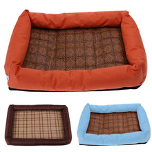 Bamboo Cooling Pet Bed