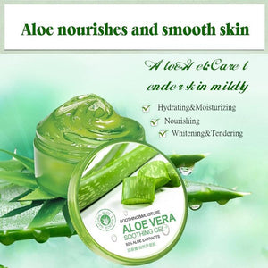 Aloe Vera Hydrating and Soothing Gel
