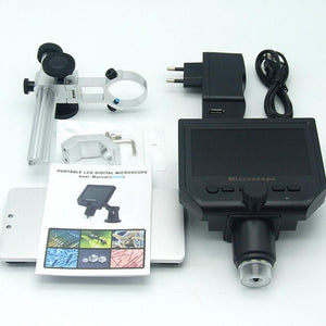 HD Microscope with LCD