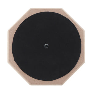 Portable 8 Inch Wooden Training Drum Pad