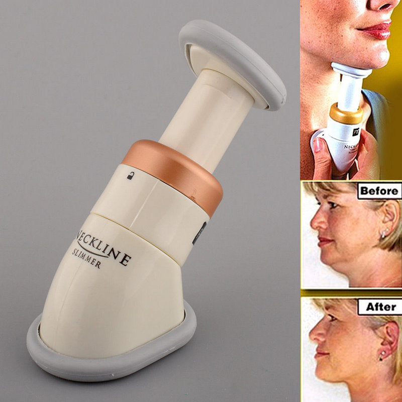 Portable Chin and Neckline Exerciser