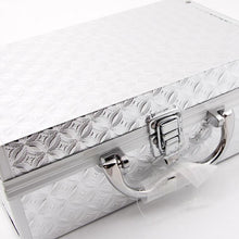 Makeup Set With Aluminum Cosmetics Box
