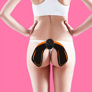 Hips Muscle Vibrating Exercise Machine