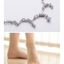 Classic Authentic Bending Anklets