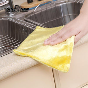 Eco-friendly Wood Fiber Kitchen Cloth