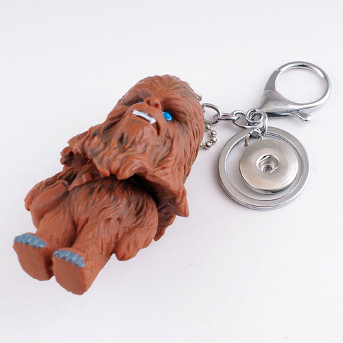 Member Special - Cute Chewie Key Ring