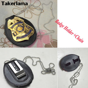 Police Badge Holder
