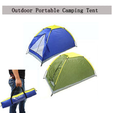Single Layer Tent