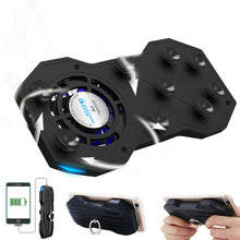 Smartphone Gamepad with Cooling Fan