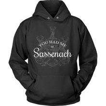 Had Me At Sassenach