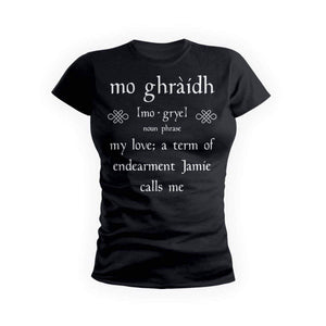 Mo Graidh Definition