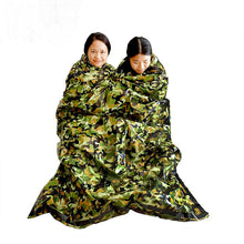 Camouflage Thermal Sleeping Bag