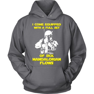 Sick Mandalorian Flows