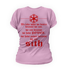 We Are Sith