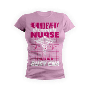 Behind Every Nurse