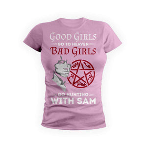 Bad Girls Hunt With Sam