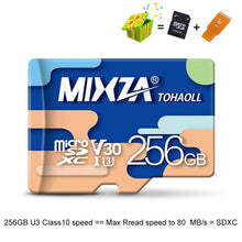UHS-1 Flash Memory Micro TF/SD Card