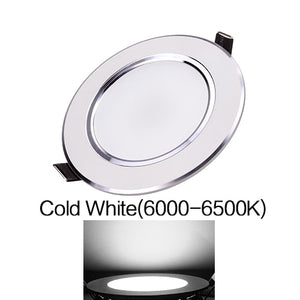 LED Round Recessed Lamp Downlight