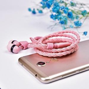 Bracelet Headphone With Microphone