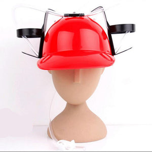 Drinking Game Beverage Helmet