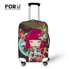 Elastic Dust Luggage Cover