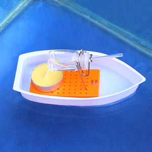 DIY Toy Steamboat