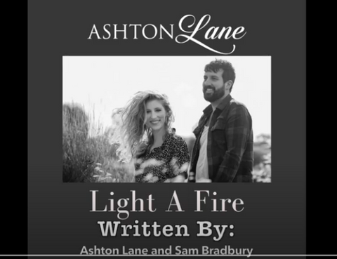 Light A Fire Lyric Video