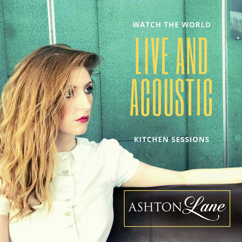 Live And Acoustic (Watch The World Kitchen Sessions) - Signed