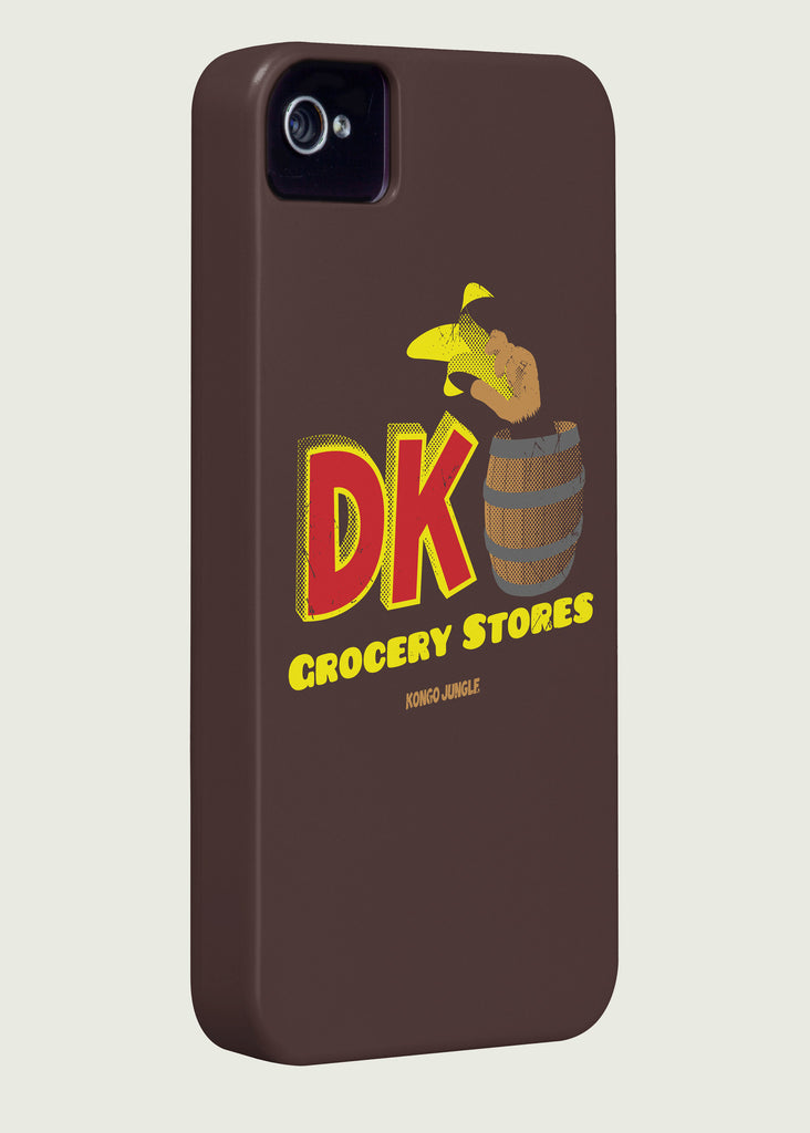 DK Grocery Stores T-Shirt Inspired By Donkey Kong