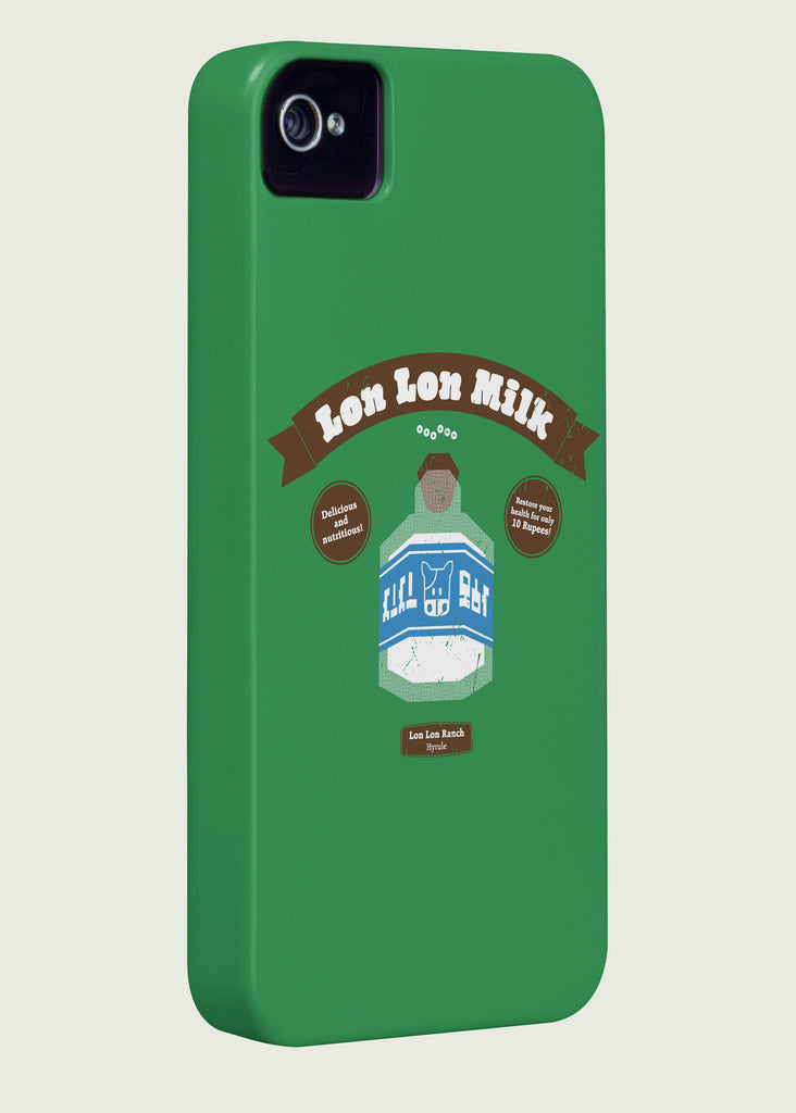 Lon Lon Milk Gaming Phone Case Inspired By The Legend Of Zelda