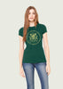 Women's Call Of Duty Inspired MAC v SOG Green Gamer T-Shirt