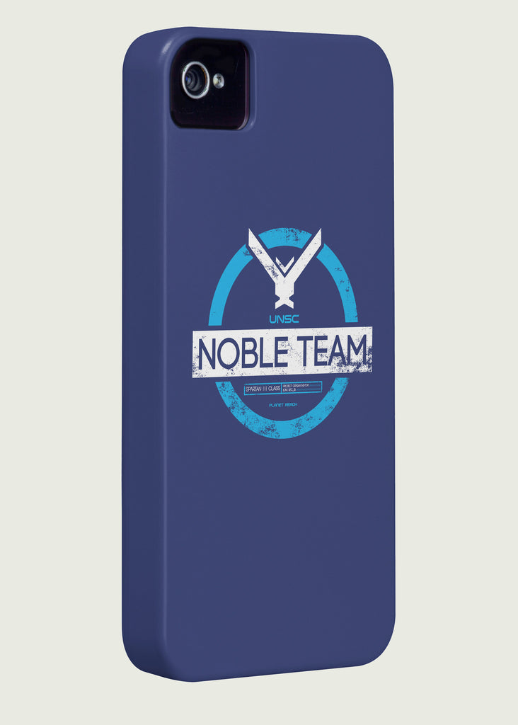 Noble Team Gaming Phone Case Inspired by Halo: Reach