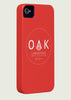 Oak Laboratories Red Gaming Phone Case Inspired By Pokemon