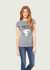 Women's L.A. Noire Inspired Phelps Private Detective Grey Gamer T-Shirt