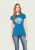 Women's Sacktec Enterprises Blue Gamer T-Shirt Inspired By LittleBig Planet