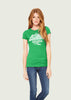 Women's Sacktec Enterprises Green Gamer T-Shirt Inspired By LittleBig Planet