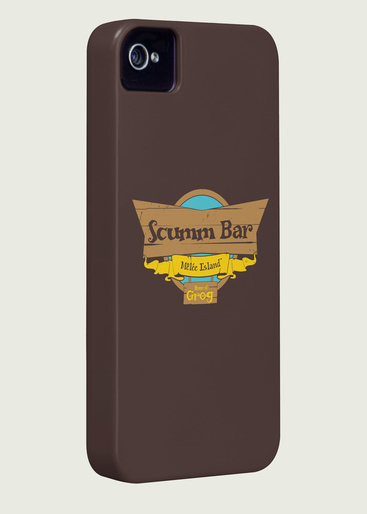 Scumm Bar Gaming Phone Case Inspired By Monkey Island