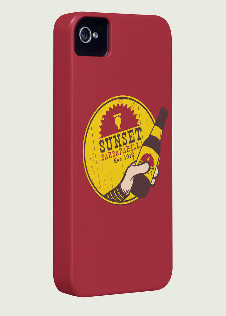 Sunset Sarsaparilla Gaming Phone Case Inspired By Fallout