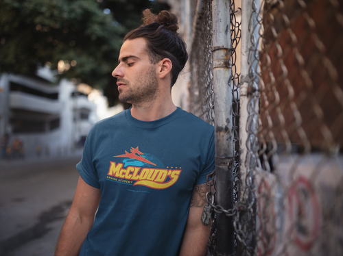 McCloud's Arwing Academy - Unisex T-shirt