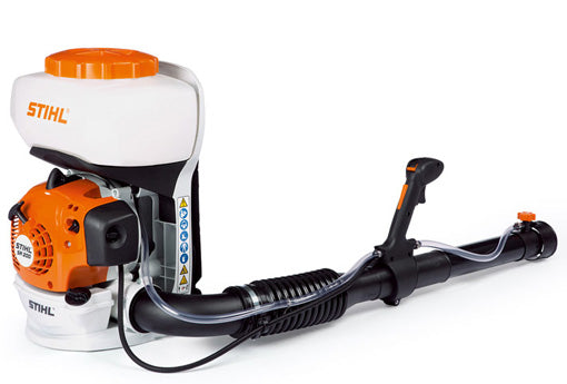 STIHL 200D -  Light mist blower with catalytic converter