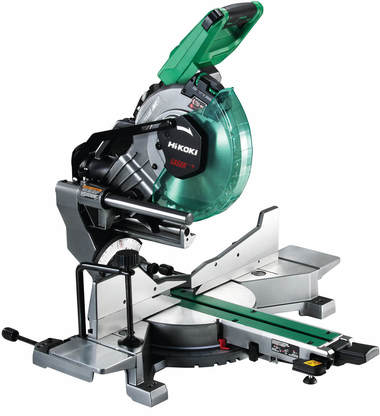 HiKoki 36v Brushless Slide Compound Mitre Saw
