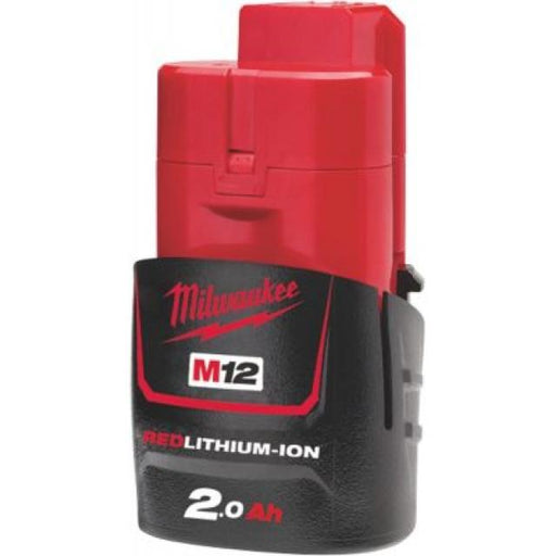 Milwaukee 2aH Battery