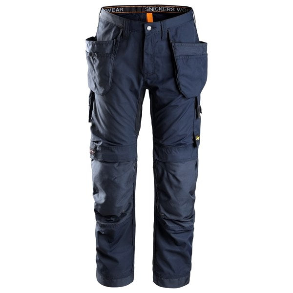 Snickers 6201 AllroundWork Holster Pocket Work Trousers (9595 Navy)